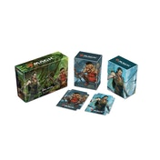 Ultra Pro Magic The Gathering  Elves vs Inventors Duel Deck Box