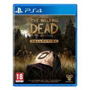 The Walking Dead Collection Telltale Series PS4 Game