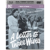 A Letter To Three Wives DVD   Blu-ray