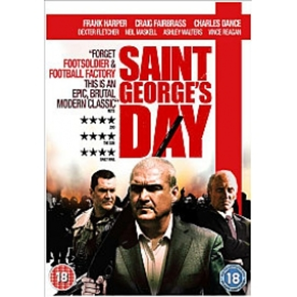 St George's Day DVD