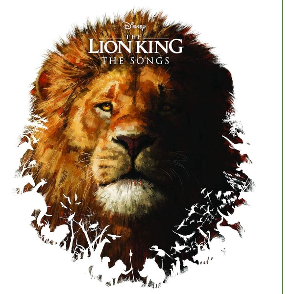 The Lion King: The Songs Vinyl