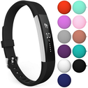 Yousave Activity Tracker Single Strap - Black (Small)