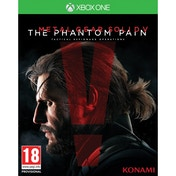 Metal Gear Solid V The Phantom Pain Xbox One Game