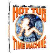 Hot Tub Time Machine Blu-ray (Steelpack)