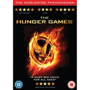 Disc Only The Hunger Games DVD
