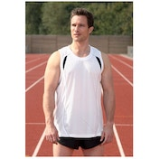 Precision Mens Running Shorts Black 26-28 inch