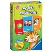My First Flash Card Game