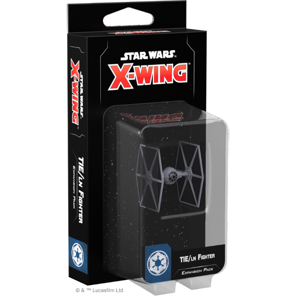 Star Wars X-Wing Second Edition TIE/LN Fighter Expansion Pack