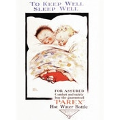 Postcard - Mabel Lucie Attwell (To Keep Well)