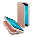 "Hama ""Curve"" Booklet for Samsung Galaxy J5 (2017), rose gold"