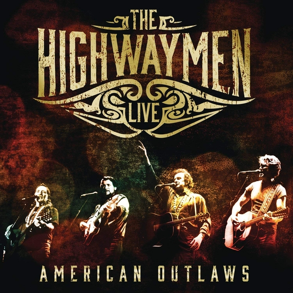 American Outlaws: The Highwaymen Live - 3 CDs  Blu-Ray - Image 1