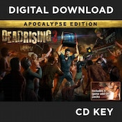 Dead Rising 3 Apocalypse Edition PC CD Key Download for Steam