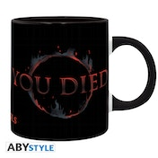 Dark Souls - You Died - Mug