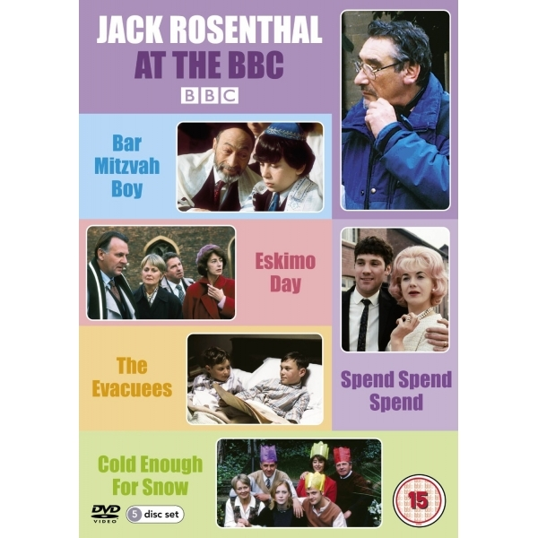 Jack Rosenthal at the BBC Collection DVD