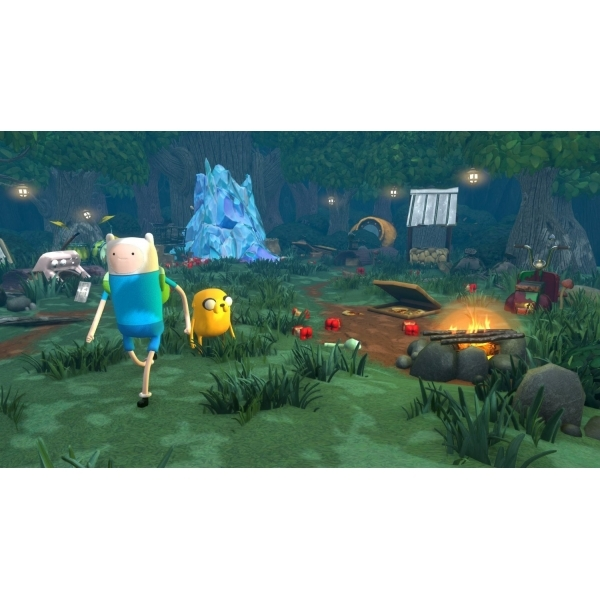 Adventure Time Finn and Jake Investigations Xbox 360 Game - Image 4