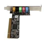 5.1 Channel PCI Surround Sound Card Adapter