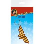 Wonder Woman Logo Key Ring