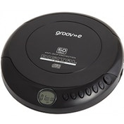 Groov-e GVPS110BK Retro Series Personal CD Player Black