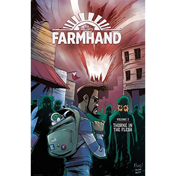 Farmhand Volume 2: Thorne in the Flesh