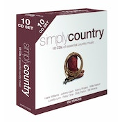 Simply Country 10CD