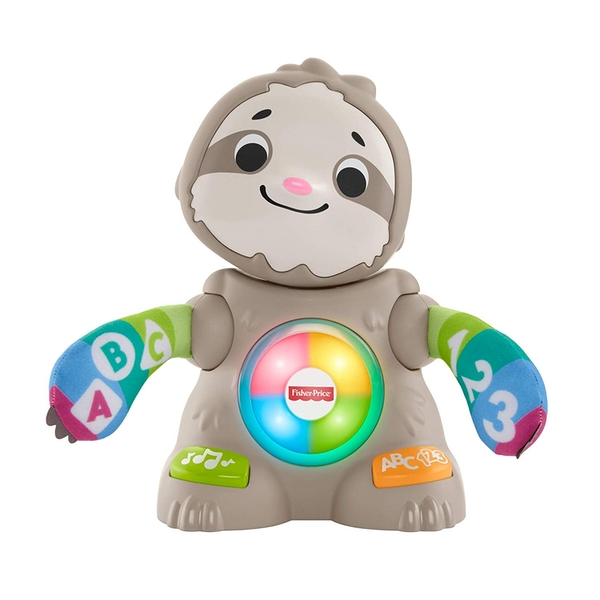 Fisher-Price Linkimals Moving Sloth