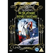 Nightmare Before Christmas DVD