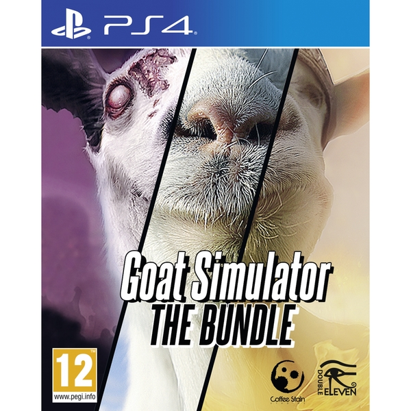 Goat Simulator The Bundle PS4 Game