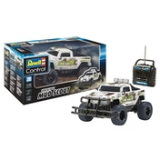 New Mud Scout Revell Control Truck