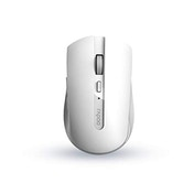 Rapoo 7200M Multi-Mode Wireless Optical Mouse - White