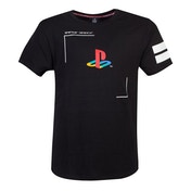 Sony - Playstation Tech19 Men's Medium T-Shirt - Black