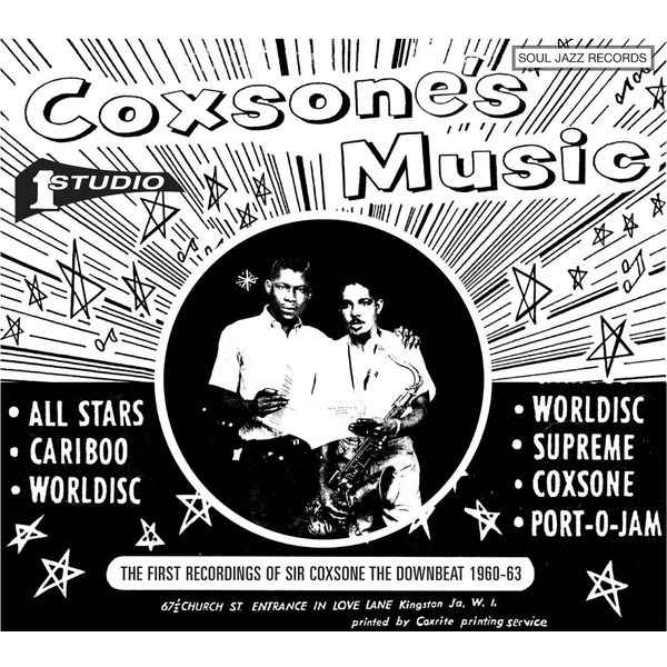 Various - Coxsone's Music (The First Recordings Of Sir Coxsone The Downbeat 1960-62) Vinyl