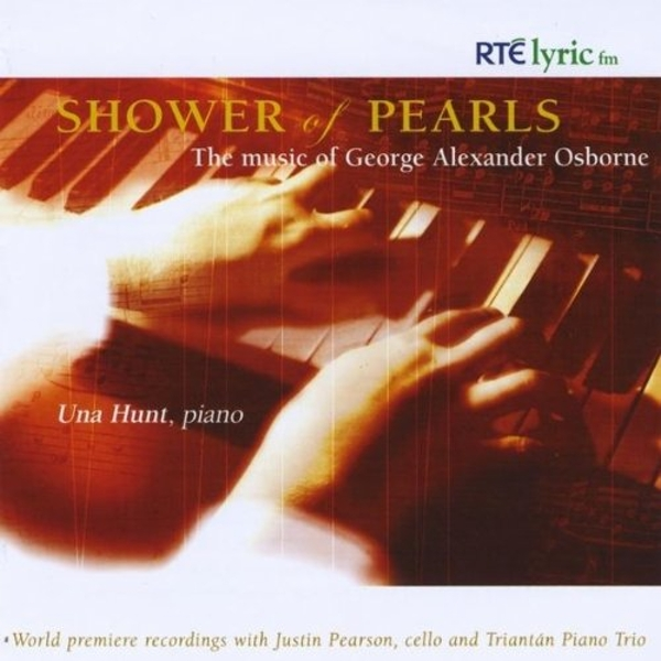 Shower of Pearls: The Music of George Alexander Osborne CD