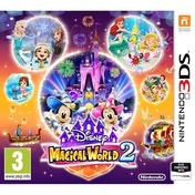 Disney Magical World 2 3DS Game
