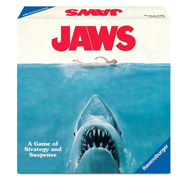Image of Jaws - The Board Game