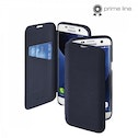 Hama Ricardo Booklet Case for Samsung Galaxy S7 edge, blue