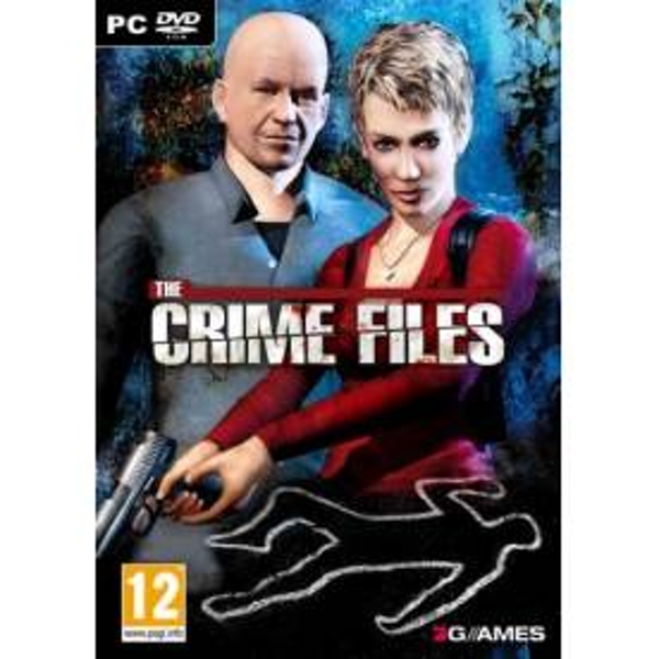 The Crime Files Game PC