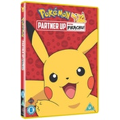 Pokemon - Partner up with Pikachu! DVD