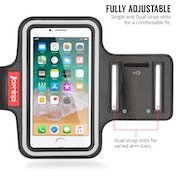 iPhone 8 Running Armband - Black