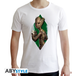 Marvel - Teen Groot Men's Small T-Shirt - White - Image 2