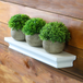 3 White Floating Shelves | M&W - Image 5