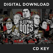 Sleeping Dogs PC CD Key Download for Steam