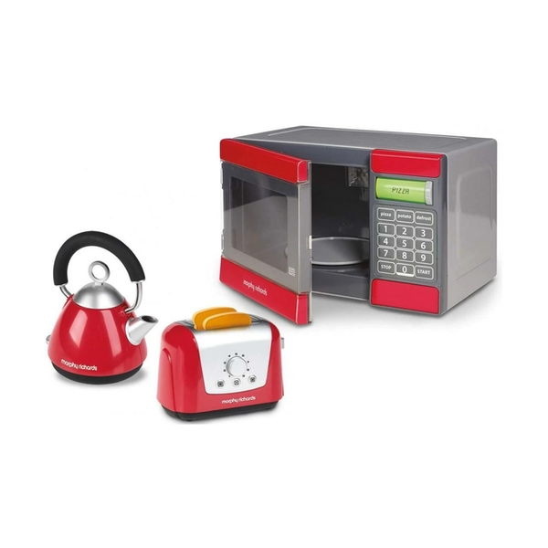 Morphy Richards Microwave Kettle & Toaster Playset
