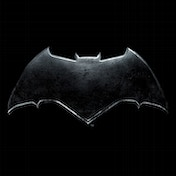 Justice League Movie - Batman Logo Canvas