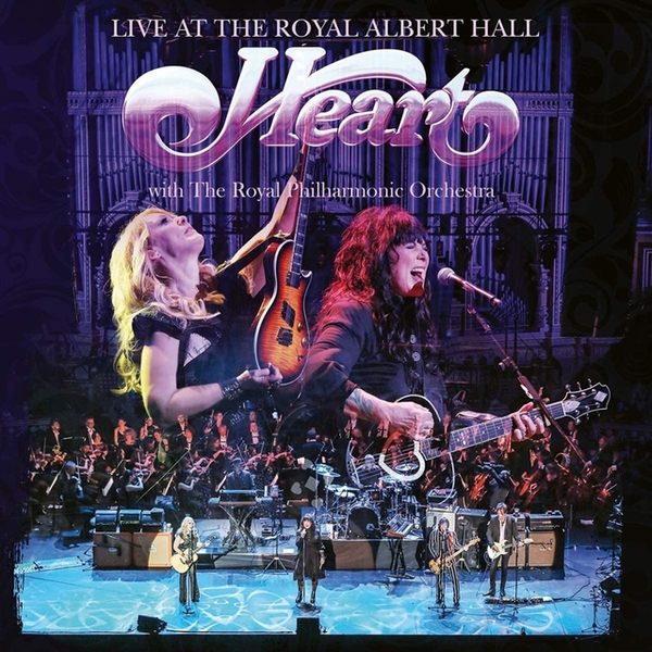 Heart With The Royal Philharmonic Orchestra - Live At The Royal Albert Hall Vinyl