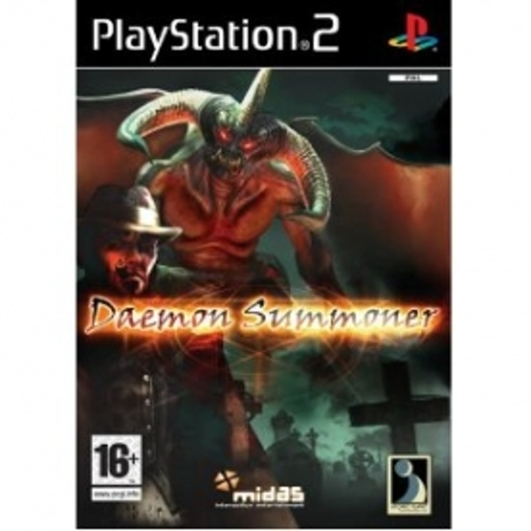 Ex-Display Daemon Summoner Game PS2 Used - Like New