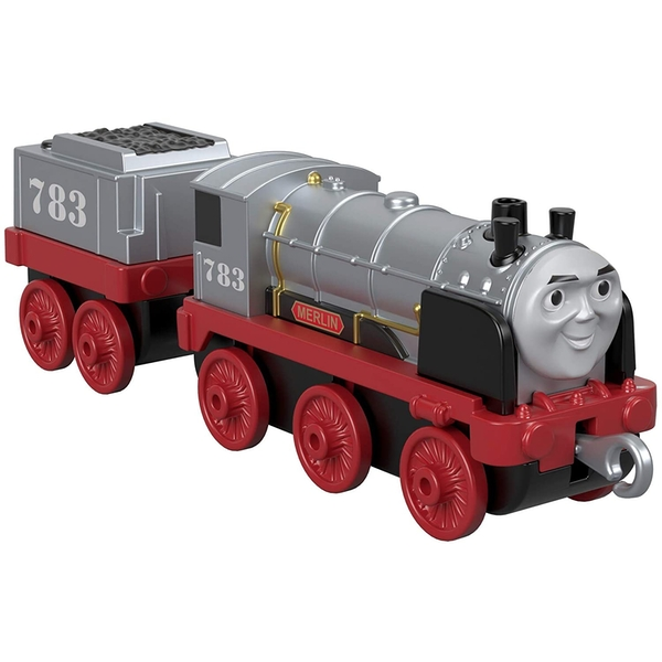 Trackmaster - Thomas & Friends Push Along Merlin Figure