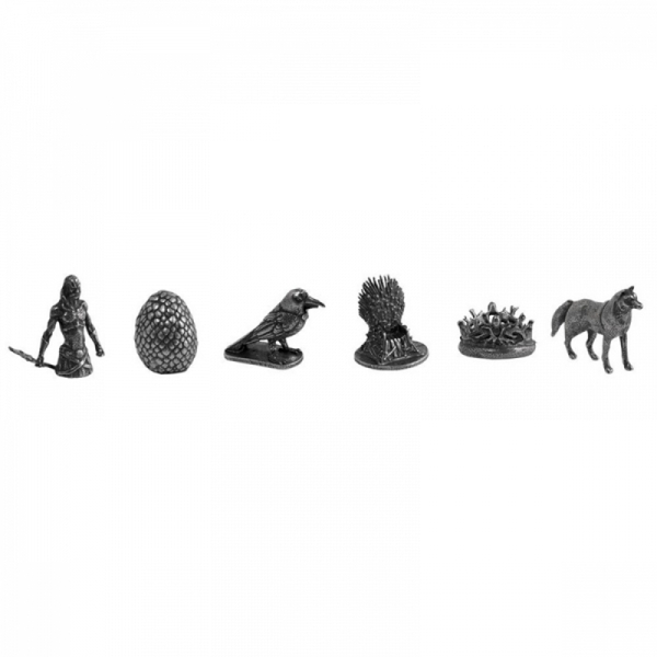 Ex-Display Game Of Thrones Monopoly Collector's Edition - Image 5