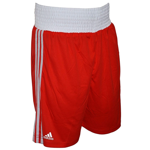 Adidas Boxing Shorts Red - Medium