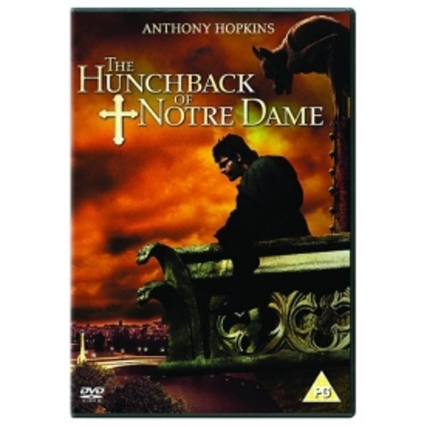 The Hunchback of Notre Dame 2006 DVD