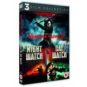 Abraham Lincoln: Vampire Hunter / Night Watch / Day Watch Tripple Pack DVD